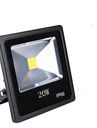 20W LED Flood Light Ideal for outdoor lighting such as Parking lot lighting Construction building Advertisement billboard Landscape 1Piece