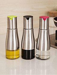 2 Kitchen Stainless Steel Oil Dispenser