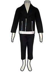 Naruto Anime Cosplay Costumes Coat/Shorts kid