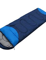 Sac de couchage Rectangulaire Simple 10 Duvet de canard 1000g 230X100 Camping / Voyage / IntérieurEtanche / Résistant au vent / Bonne