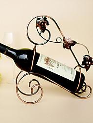 Винные стеллажи Чугун,27*11*29CM Вино Аксессуары