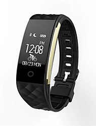 Smart BraceletWater Resistant/Waterproof / Pedometers / Exercise Log / Health Care / Sports / Heart Rate Monitor / Multifunction /