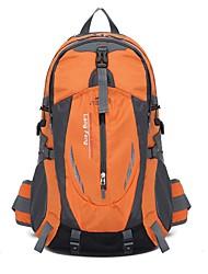 35 L Tourenrucksäcke/Rucksack / Rucksack Camping & Wandern / Reisen Draußen Multifunktions Orange Terylen