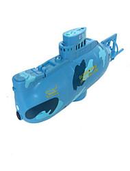 Schnellboot Chuangxin 3311 1:12 Rennen RC Boot Bürstenloser Elektromotor 6 2.4G 50km/h Gelb