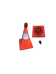 Car Warning Stand Folding Telescopic Cone