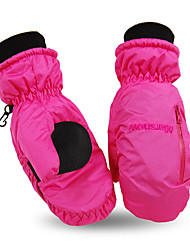 Ski Gloves Full-finger Gloves Men's / Unisex Activity/ Sports Gloves Keep Warm / Windproof Ski & Snowboard / Leisure Sports Canvas Winter