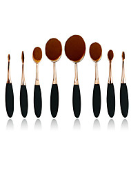 10 pcs Makeup Brushes Set Professional Blush/Foundation/ Eye Shadow Brush
