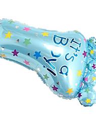 Balões Circular Plástico Azul Para Meninos 2 a 4 Anos / 5 a 7 Anos / 8 a 13 Anos