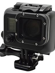 Accessoires pour GoPro Coque Etanche Etanches, Pour-Caméra d'action,Gopro Hero 3 Plongée / Surf / Wakeboard / Voyage PVC
