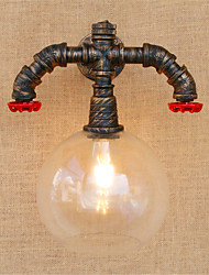 AC 110-130 AC 220-240 40W E26/E27 Rustic/Lodge Country Anodized Feature for Mini Style Bulb Included Eye Protection,Ambient LightWall