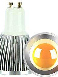 5W GU10 Spot LED 1 COB 600 lm Blanc Chaud / Blanc Froid Gradable AC 100-240 / AC 110-130 V 2 pièces