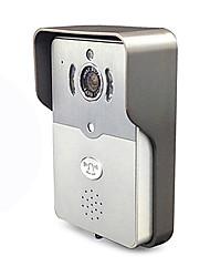 besteye® dbv01p wifi sonnette vidéo HD720P ir nuit audio caméra sans fil intelligent pour pad de téléphone intelligent