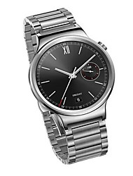 HUAWEI Men's Smart Watch Digital Stainless Steel Three-Strap Band Silver Brand
