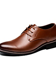Westland's Men's Oxfords /Business Style / Comfort / Office & Career / Casual  Lace-up Black / Brown Walking