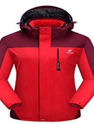 Sportif Tenue de Ski Hauts/Tops Femme Tenue d'Hiver Vêtement d'Hiver Etanche / Respirable / Garder au chaud / Pare-vent / Vestimentaire