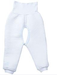 Baby Casual/Daily Solid Pants,Cotton Fall Blue / Pink / Yellow / Beige