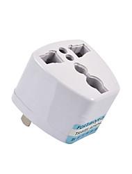 Universal-eu uk au uns usa ac-Netzstecker-Ladegerät-Adapter Umwandlung Adapter-Konverter für Reiseheimgebrauch