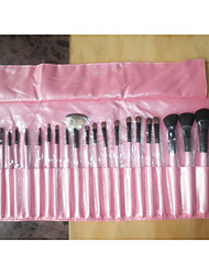 23 Makeup Brushes Set Horse Professional / Full Coverage / Horse Hair / Portable Face / Eye / Lip Others