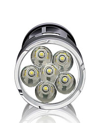 Luci Torce LED LED 3000 Lumens Modo LED 18650 Dimmerabile Impermeabili Ultraleggero Alta intensitàCampeggio/Escursionismo/Speleologia Uso