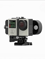 Feiyu Wearable Gimbal Affordable FY-WG Lite Single Axis Gimbal Stabilizer for Gopro 3 3 4 Camera
