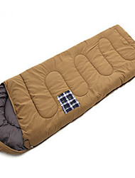 Sleeping Bag Rectangular Bag Single 10 Hollow Cotton 1100g 180X30 Hiking / Camping / Traveling / Outdoor / IndoorMoistureproof/Moisture