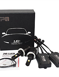 h15 80w 8000lm philips LED phare kit vw golf 6/7 conduit kit de conversion h15 conduit ampoule de remplacement des phares
