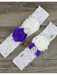 Garter Lace Multi-color