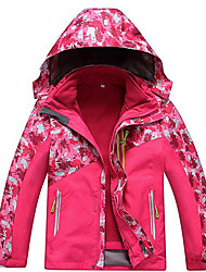 Ski Wear Windbreakers Kid's Winter Wear Cotton Winter Clothing Waterproof Thermal / Warm Windproof Static-free Spring Winter Fall/Autumn