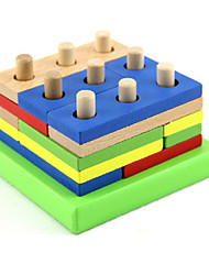Building Blocks For Gift  Building Blocks Games & Puzzles Wood 5 to 7 Years Toys