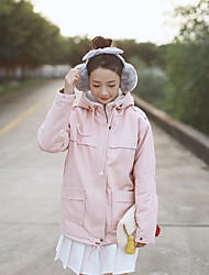 # 520 Model real shot, the price is not less than 129 cute new winter thick lamb's wool short coat