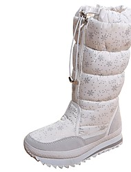 Women's Shoes Libo New Style Hot Sale Casual / Night Club Comfort Black / White / Navy / Gray Fashion Snow Boots