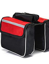 Bolsa de BicicletaBolsa para Quadro de Bicicleta Lista Reflectora Multifuncional Respirável Telefone Bolsa de Bicicleta Bolsa de Ciclismo