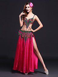 Shall We Belly Dance Outfits Women / Spandex  / Dance Costumes