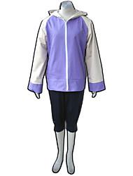 Inspiré par Naruto Cosplay Anime Costumes de cosplay Costumes Cosplay Couleur Pleine Manteau / Shorts
