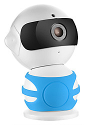 SANNCE 960P HD Alarm P2P Hidden Robot IP Camera Wireless Wifi Two Way Audio Baby Monitor
