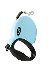 Dog Collar Safety Solid Blue Plastic