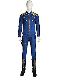 Cosplay Costumes /Star Nero Trek Beyond Captain James T.Kirk Halloween Cosplay Costume Full Set