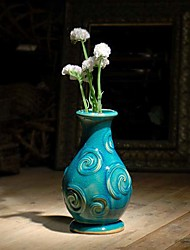 American country style Thread design craft vase  household adornment handicraft furnishing articles