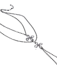 Women'S  Sterling Silver Anklet Jewelry 1pc