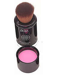 Blush Powder Uneven Skin Tone Face YCID Rose Red