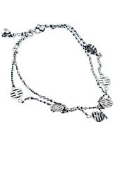 Womens'   Jewelry Anklet Titanium Steel1pc