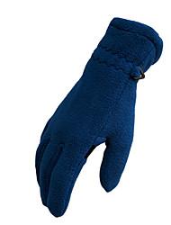 Ski-Handschuhe Vollfinger Damen / Herrn Sporthandschuhe Schneedicht Handschuhe Snowboarding Polyester Winter