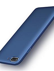 Para Ultrafina / Congelada Funda Cubierta Trasera Funda Un Color Dura Policarbonato para Apple iPhone 7 Plus / iPhone 7