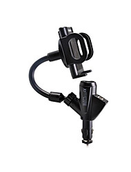 Car Charger Car Mobile Phone Support