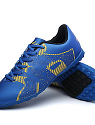 Soccer Shoes Men's Anti-Slip / Anti-Shake/Damping / Wearproof / Breathable PU Mesh Football