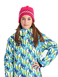 Ski Wear Tops Kid's Winter Wear Winter Clothing Waterproof Thermal / Warm Windproof Wearable BreathableSkiing Skating Backcountry