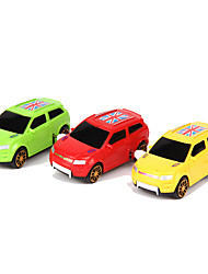 Wind-up Toy Novelty Toy Toys Novelty Car Plastic Green Blue Yellow For Boys For Girls Random Color
