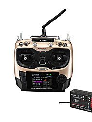 Radiolink AT9S 2.4GHz 9Ch Radio Control Transmitter with R9DS RC Receiver
