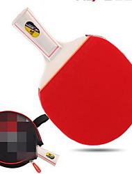 Ping Pang/Tabela raquetes de tênis Ping Pang Borracha Espinhas Interior-#