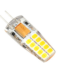 2W G4 LED à Double Broches T 20 SMD 2835 280-300 lm Blanc Chaud Blanc Froid Décorative V 1 pièce